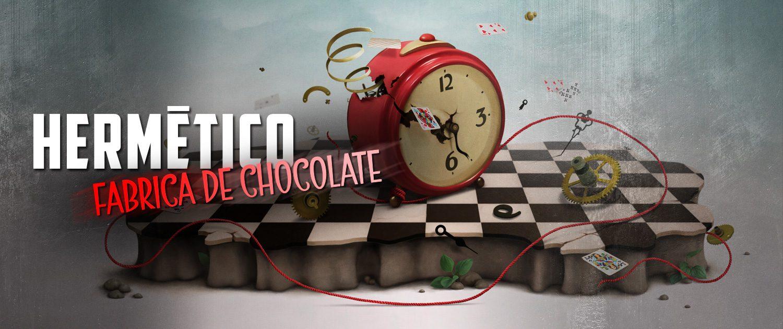 Fábrica de Chocolate Escape Room - Hermetico Escape Rooms