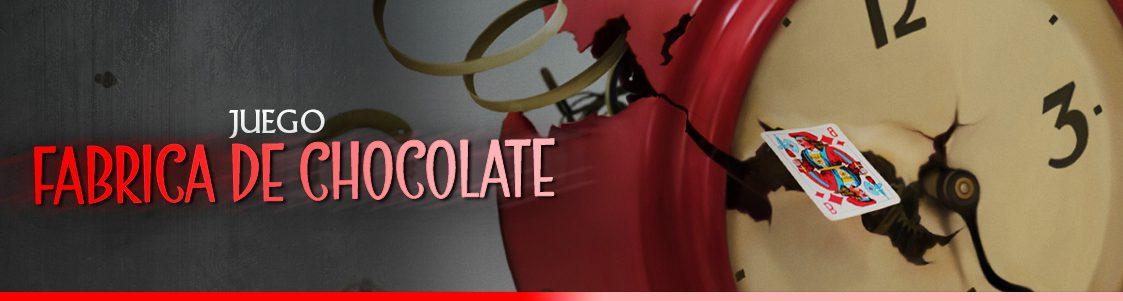 Fábrica de Chocolate Juego de Escape