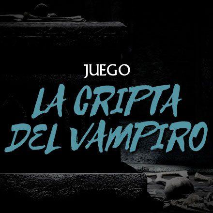 La Cripta del Vampiro Juego de Escape