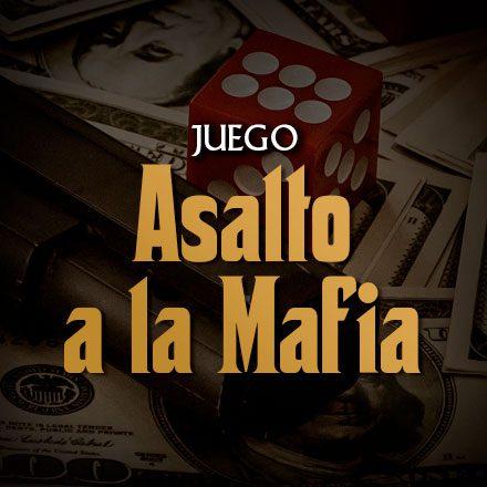 Asalto a la Mafia Juego de Escape